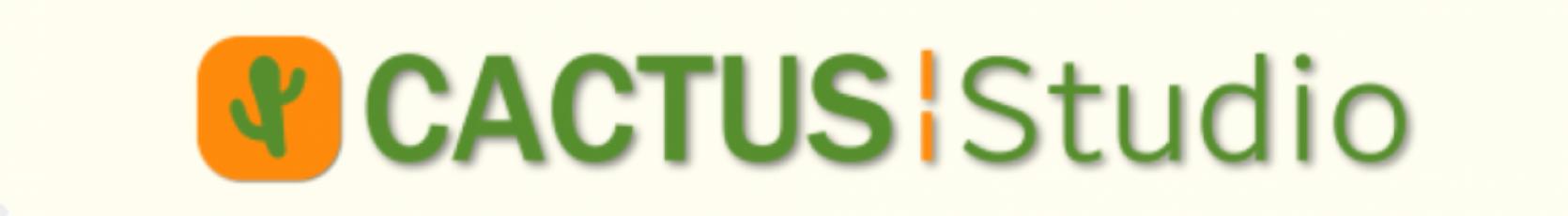 CACTUS-STUDIO